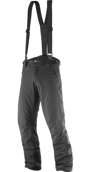 Salomon Iceglory - Pantalon long Homme - noir